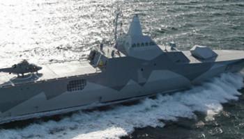 Technical Advisor - HMS Visby