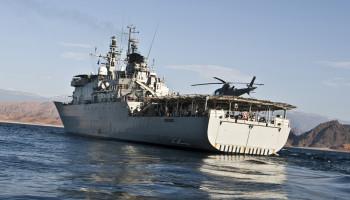 Technical Advisor - RAS HMS Carlskrona