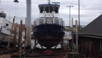 Retrofit - Electric Passenger Ferry