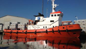 Retrofit - Tugboat