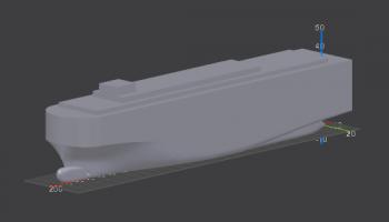 Concept design - LNG powered PCTC