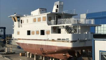 New design - Passenger vessel